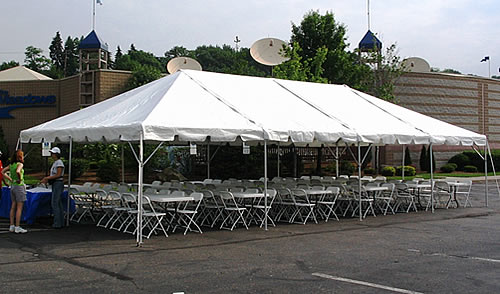 Frame or Pole Tent Which will work best for me? & Jumpinu0027 Jupiter Inflatables - Tent Rentals
