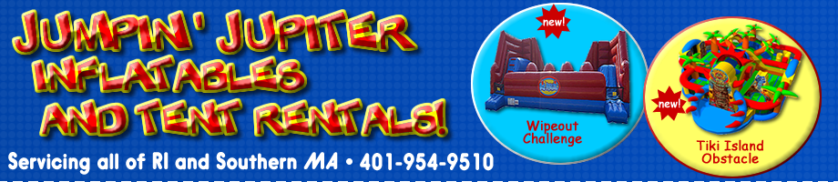 Welcome to Jumpin' Jupiter Inflatables